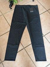 Boris Industries leggings invierno 40 42 (2) nuevo! rayas Double Face Lagenlook