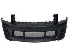 Ford Mustang 05-09 V6 Boy Racer Style Front Bumper w/ Lower Mesh Grilles