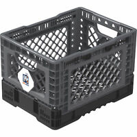 BIG ANT Collapsible Smart Crate- 6-Gallon 132-Lb Cap 11.61inLx15.55inWx10.24inH