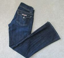 HUDSON Womens Jeans Sz 26 Flap Pocket Bootcut Style W170DHA Cut A00706 Color-SCO