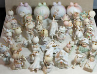 Precious Moments - Assorted lot of 20 Ornaments - Mint, w/Box