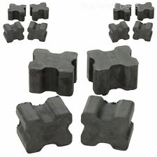 """Rubber Coil Spring Booster Small Rubber Coil Spacers 1.5"""" Thick Superior 18-1601"""