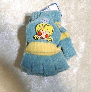 Cute Childrens Toddlers QUEEN Mittens Gloves Baby Fall  Winter Warm Boy/Girls