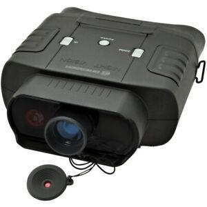 Bresser Digital NightVision Binocular 3x20