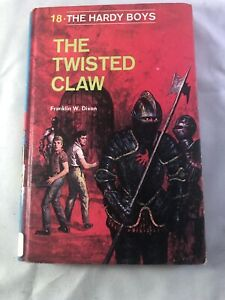 The Hardy Boys book 18 The Twisted Claw