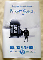 XL Movie Poster Buster Keaton's 1922 Film: Frozen North~~36x24 Modern Art Print