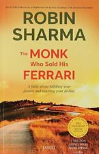 The Monk Who Sold His Ferrari by Robin S. Sharma 817992162X The Fast Free