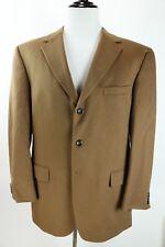 SFI Loro Piana Luxurious Soft 100% Cashmere Blazer Coat Jacket EUC Mens 45R