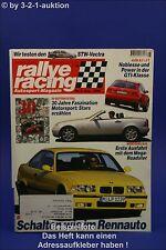 Rallye Racing 8/96 BMW M3 Lancia Delta SLK Audi A3 1.8T