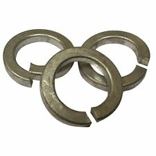 "3/8"" SPLIT LOCK WASHERS - 10 pcs - Hot Dipped Galvanized"