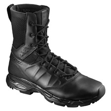 NEW SALOMON Urban Jungle Ultra - ALL SIZES - Black tactical leather boots SEALs
