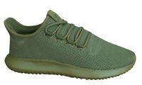 Adidas Originals Tubular Shadow Mens Trainers Lace Up Shoes Khaki AQ0387 B28D