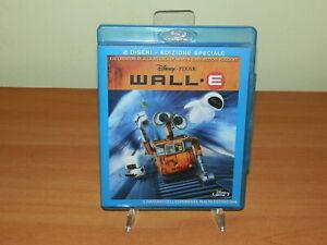 WALL•E - DISNEY PIXAR / 2BLU-RAY USATO SICURO