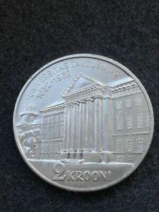 Estonia Coin 1932 2 krooni