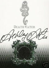DE1 Deatheater Death Eater Auto Costume Card New Goblet of Fire MM Harry Potter