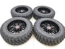 "20"" 20 Inch Havoc Fits F250 F350 Wheels Rims Tires 35x12.5 20 PKG Set of 4 New"