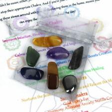 Reiki Steine Set Edelsteine Jaspis Energie im Etui