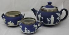 Blue Teapot Decorative Porcelain & China