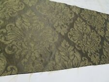 Fabricut Fabrics Pattern Mantle Color Rosemary 18 In x 54 In Textural Faux Silk