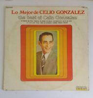 Lo Mejor de The Best Of Celio Gonzalez TECA LIS-640  LP VG+ #3009