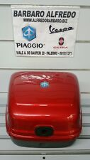 Bauletto piaggio free 50 92-02 rosso prugna codice originale piaggio 4912045