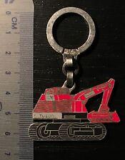 construction machinery key pendant key chain