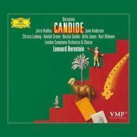 LEONARD BERNSTEIN - CANDIDE (LIMITED EDITION)  2 CD+DVD NEW
