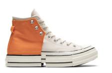 Converse CTAS 2-in-1 70s Hi Feng Chen Wang Persimmon Orange 169840C Size 8 - 12