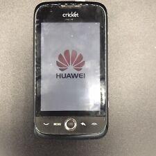 Huawei Ascend M860 - Silver blue (Cricket) Smartphone