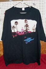 Size 3Xl Eagles 2015 Concert Tour T-Shirt Hotel California Xxxl Men's Vintage T