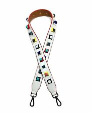 Studded Bag Strap - Replacement Purse Guitar Strap for Crossbody and Shoulder