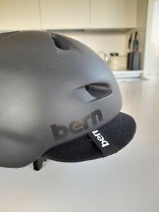 Bern Brentwood Zip Mold Bike Helmet - small