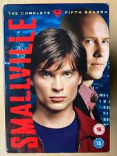 Smallville Season 5 DVD Box Set DC Universe Superman TV Series