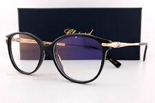 New Chopard Eyeglass Frames VCH 216S 0700 Black For  Women