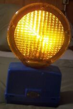 Traffic Safety Service Corp Barricade Light with Photocell,New Never Used