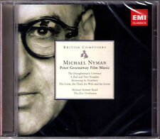 Michael Nyman: Peter Greenaway film Drowning by Numbers draughtsman contract CD