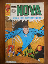 Semic MARVEL DC Comics FRANCE Spiderman BD LUG Super Heros NOVA n°53 Juin 1982