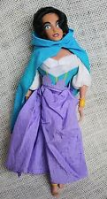 "Disney 9.5"" Hunchback of Notre Dame Esmeralda Doll Burger King Figure"
