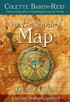The Enchanted Map Oracle Cards by Colette Baron-Reid, NEW Book, FREE & FAST Deli