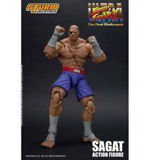 Figurine Street Fighter Sagat  12 cm capcom neuf sous blister