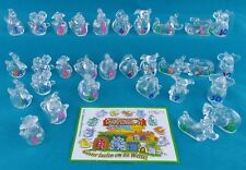 Surprise Egg Figures Champion Ghost Ghosts Cube Red Green or Orange Ueei