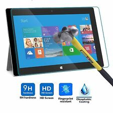 Premium Tempered Glass Screen Protector Film For Microsoft Surface Pro 4 12.3""