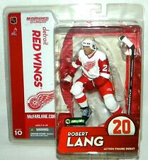 ROBERT LANG NHL Series 10 McFarlane Figure DETROIT RED WINGS