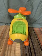 Fisher Price Little People Helicopter. Preowned