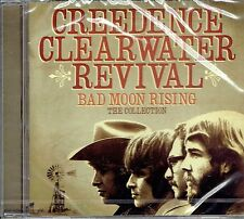 CD - CREEDENCE CLEARWATER REVIVAL - Bad moon rising