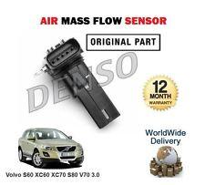 FOR Volvo S60 XC60 XC70 S80 V70 3.0 T6 2007> AIR MASS FLOW SENSOR 7G9N-12B579-AB