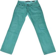 LTB Jeans Sawyer w33 l32 Verde Slim look usato