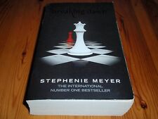 Breaking Dawn (saga De Twilight, parte 4) De Stephenie Meyer (de Bolsillo, 2010)