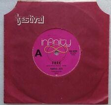 KAHVAS JUTE Free OZ PSYCH/PROG Rock 1971 Sole 45 RARE!! Ozzy Osborne TAMAM SHUD
