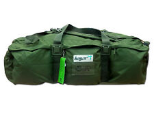 Israeli Army Military Soldier Tactical Deployment Carry-All Bag Backpack Duffel